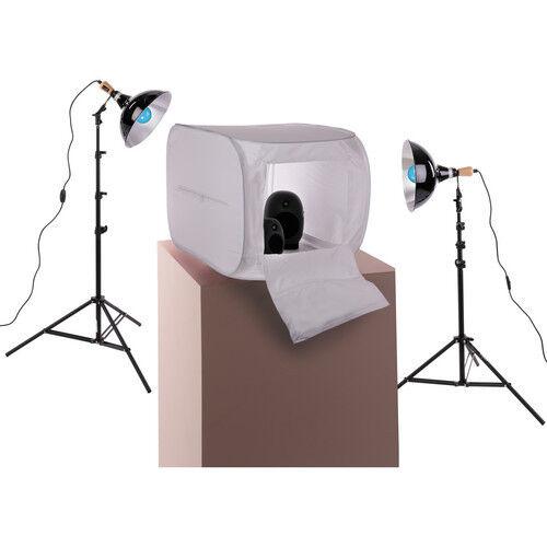 Impact Two-Light Digital Light Shed Kit - Extra Large