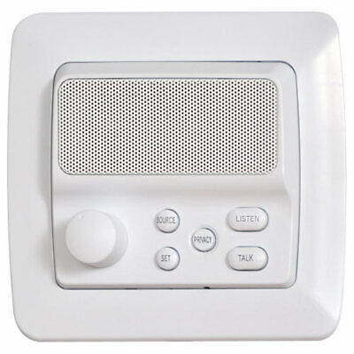 IST RETRO Intercom Room Station, 3-Wire Retrofit, White (RETRO-5R)