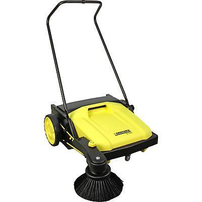 Kärcher Kehrmaschine S 750 1.766-910.0, gelb