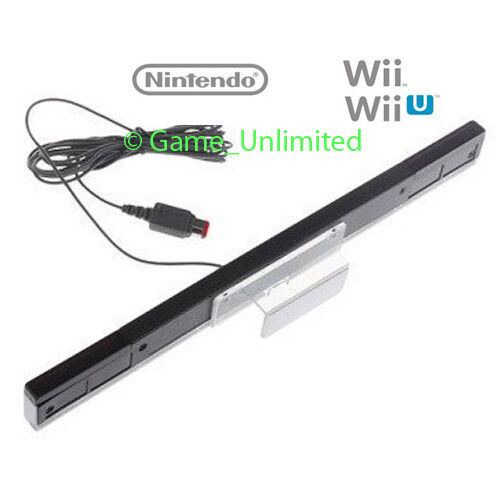 Original Nintendo Wii Sensor Bar Rvl-014 (Bulk Packaging) New