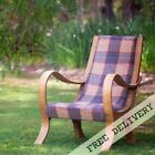 Timber Vintage/Retro Armchairs
