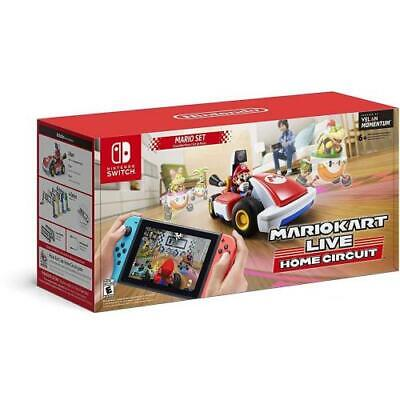 Mario Kart Live: Home Circuit Mario Set Edition - For Nintendo Switch And Ninten