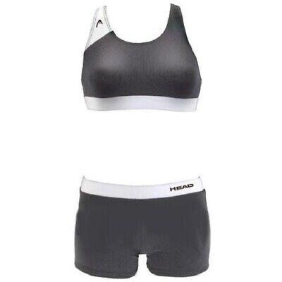 Kostüm Head Women Meer Schwimmbad 2 Stück Liquidlast Active + Splice Bikini Plus (2 Stück Schwimmen Kostüme)