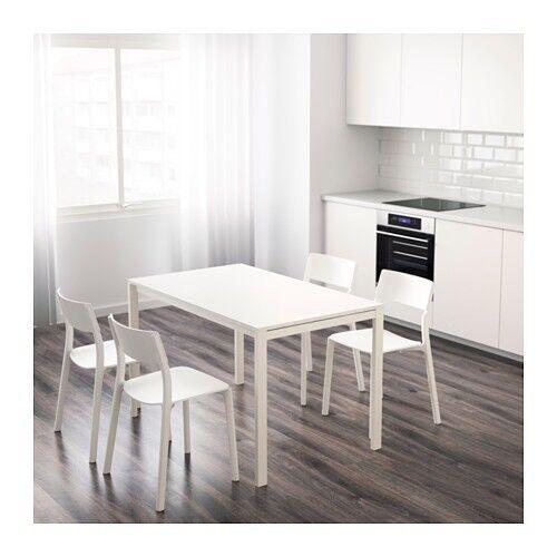 Ikea Melltorp Dining Table 125cm X 75cm