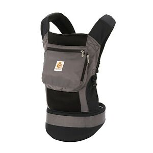 Ergobaby Carrier AND Infant Insert