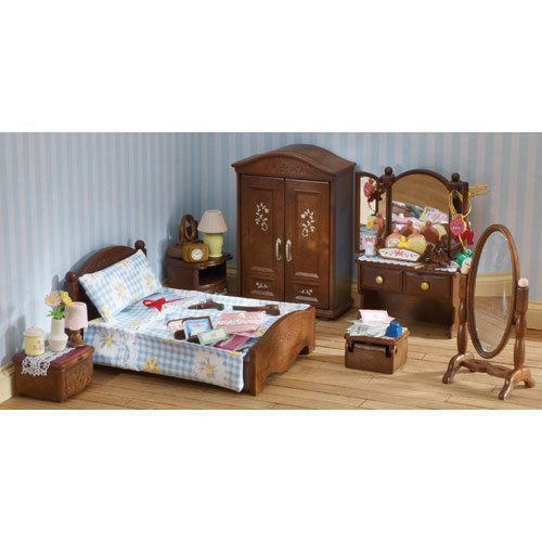 Sylvanian families furniture sets ebay Master bedroom set sylvanian