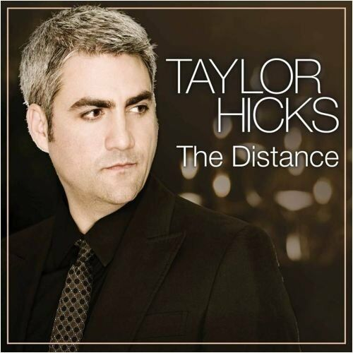 Taylor Hicks - The Distance (2009)  CD  NEW  SPEEDYPOST