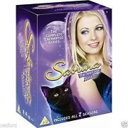 Sabrina The Teenage Witch Box Set
