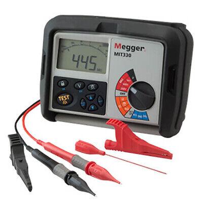 Megger Mit330-en 2505001000v Insulationcontinuity Tester W Memory