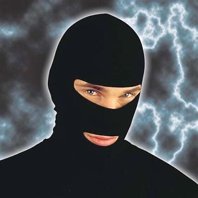 erbrecher Dieb Einbrecher Sturmhaube Oma Kostüm Zubehör 3098 (Einbrecher Kostüm)