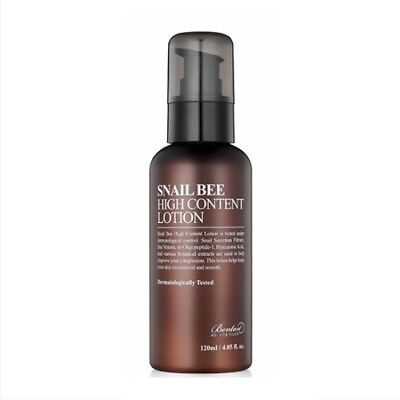 [BENTON] Snail Bee High Content Lotion 120ml / Korean Cosmetics