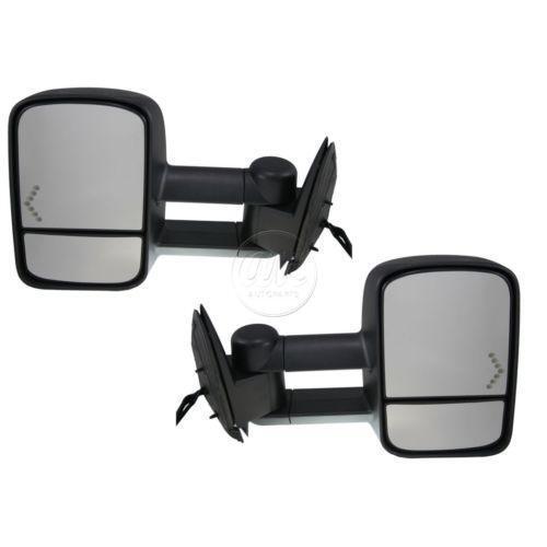 Gm Tow Mirrors Ebay