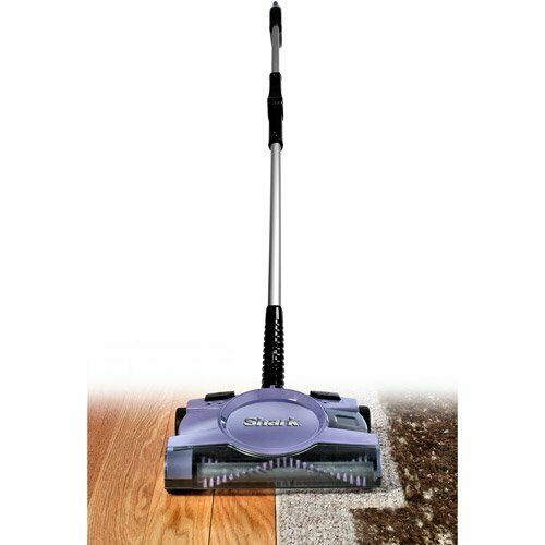 """NEW Swivel Rechargeable Floor Carpet Sweeper 12"""" Cordless Stick Vacuum Cleaner"""