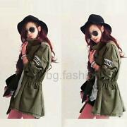 Womens Military Jacket Coat