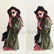 Womens Military Coat
