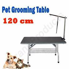Brand New 120cm Dog Cat Pet Grooming Table with Adjustable Arm Maylands Bayswater Area Preview