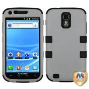 Samsung Galaxy S2 Hard Rubber Case