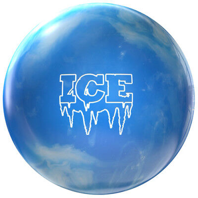 Storm Ice Storm Blue White Bowling Ball