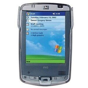 HP iPAQ Pocket PC HX2410 HX2415 Win Mobile 2003 520 MHz
