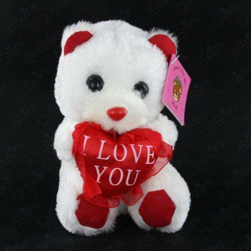 I love you teddy bear ebay altavistaventures Choice Image