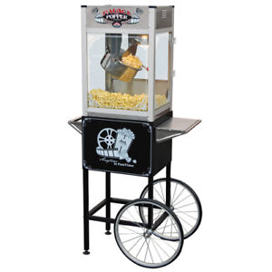 Funtime Palace Popper 16 OZ Commercial Bar Style Popcorn Popper Machine Maker