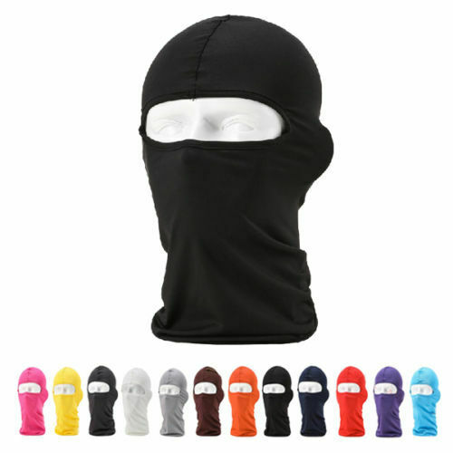 Anti-UV Balaclava Cooling Neck Face Cover for Summer Motorcycle Cycling Fishing Clothing, Shoes & Accessories