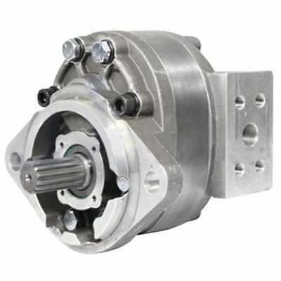 Hydraulic Pump Cessna Style Compatible With Ford 535 4000 4500 550 D1nn600b