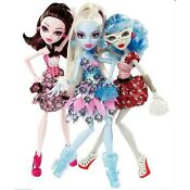 Monster High Dot Dead Gorgeous 3 Pack