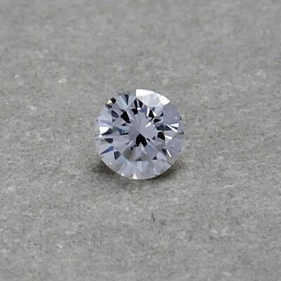 Natürlicher Diamant Rund 0,107ct # G-H/IF-VVS # ~3,05 -3,15mm Brillant Brilliant
