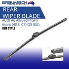 Audi Wiper Blades Windshield Wipers