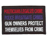 Gun Owner Patches