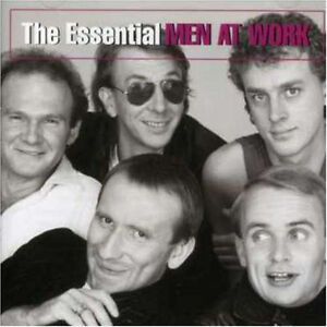 MEN AT WORK Essential CD 14 Tracks Best Of BRAND NEW