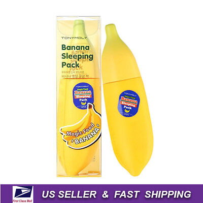 Tony Moly   Magic Food Banana Sleeping Pack 85Ml   Free Sample