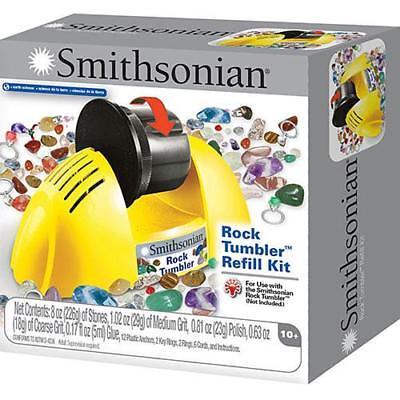 Smithsonian Rock Tumbler Refill Kit