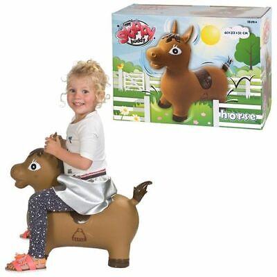 Kinder Skippy Buddy Hüpftier Pferd! Neu & Ovp!!