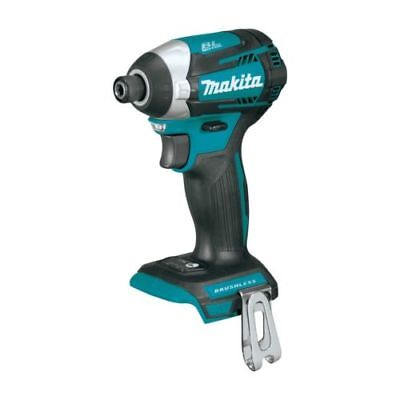 Makita XDT14Z 18V Lithium-Ion Brushless Cordless 3-Speed Battery Impact Driver
