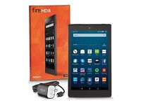 "All-New Fire HD 8 Tablet, 8"" HD Display, Wi-Fi, 16 GB (Black)"