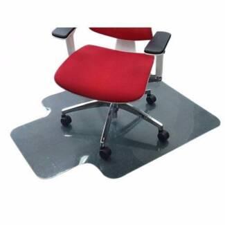 Office Chair Mats Clear PVC