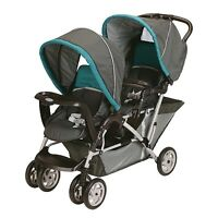 Poussette double Graco DuoGlider Classic Connect stroller