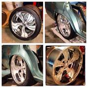 Billet Wheels