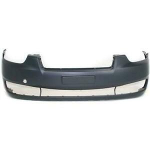 2006-2011 Hyundai Accent Bumper Front Primed