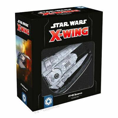Star Wars X-Wing 2nd Edition : VT-49 Decimator Expansion Pack