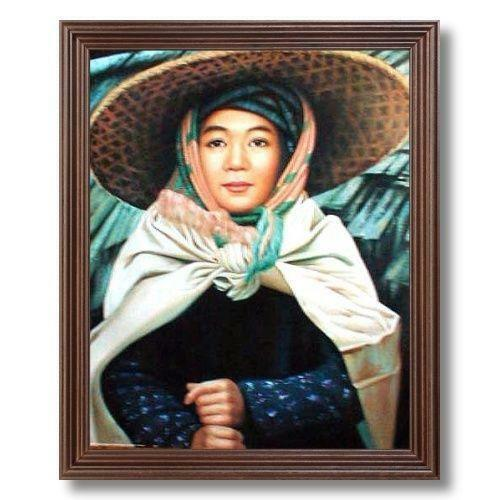 Think, that Asian photo frame 8 x 10
