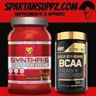 Gold Standard BCAA Protein Shakes & Bodybuilding Supplements