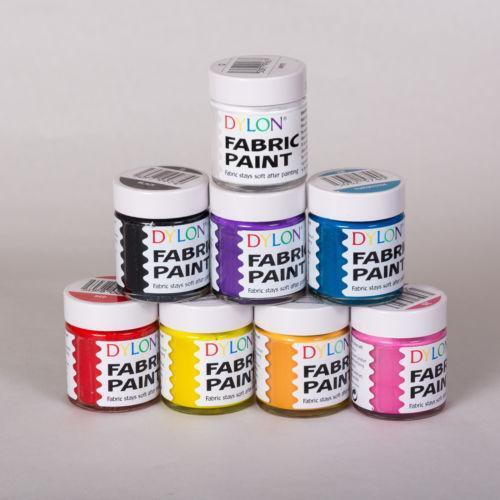 Fabric paint ebay for Happy color spray paint price