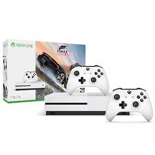 Xbox One S 1TB Forza Horizon 3 Bundle (w/disk) + Xbox Wireless Controller White