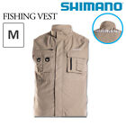 Men's Fishing Vests with Exterior Pockets