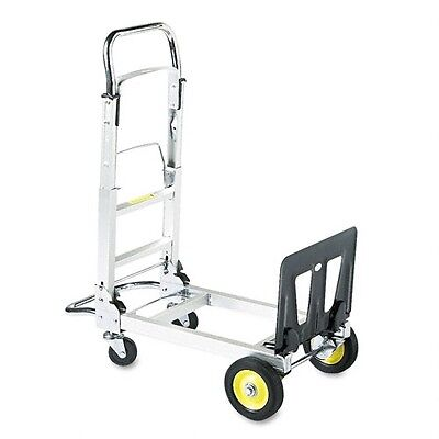 Safco Hideaway Folding Collapsible Convertible Hand Platform Truck - 4050