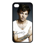 One Direction iPhone 4 Case Louis Tomlinson