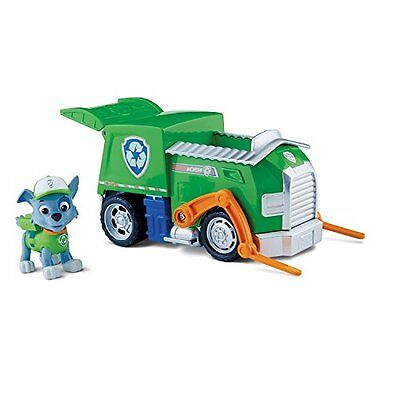 Nickelodeon, Paw Patrol - Rocky`s Recycling Truck , New, Free Shipping (Remote Control Recycle Truck)